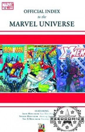 Official Index to Marvel Universe #10