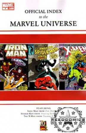 Official Index to Marvel Universe #7