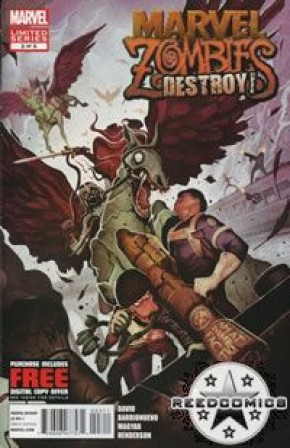 Marvel Zombies Destroy #3