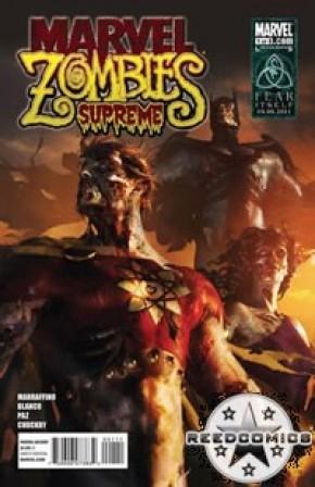 Marvel Zombies Supreme #1