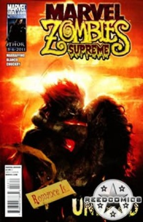 Marvel Zombies Supreme #3