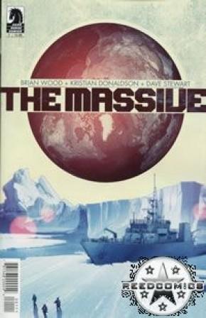 The Massive #1 *HOT BOOK*