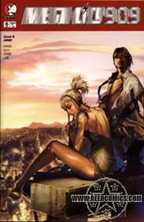 Megacity 909 #6 (Cover B)