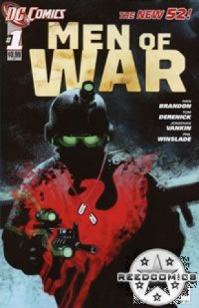 Men of War Volume 2 #1 (1st Print)