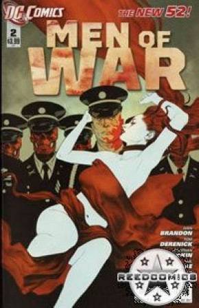 Men of War Volume 2 #2