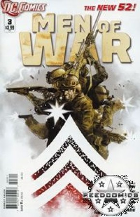 Men of War Volume 2 #3
