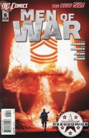 Men of War Volume 2 #6