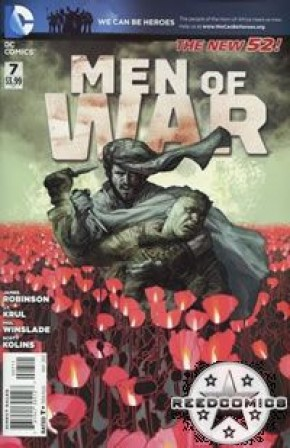 Men of War Volume 2 #7