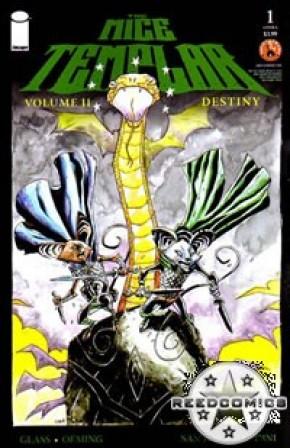 Mice Templar Destiny #1 (Cover A)
