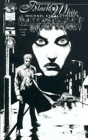 Midnight Nation #1 (Black & White Classic)