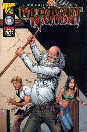 Midnight Nation Wizard Half Issue