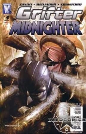 Grifter Midnighter #3