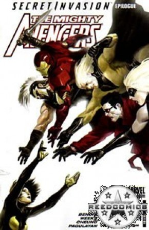 Mighty Avengers #20