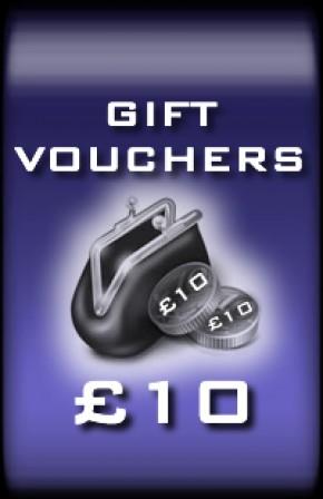 Gift Voucher £10 Value