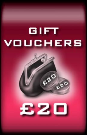 Gift Voucher £20 Value
