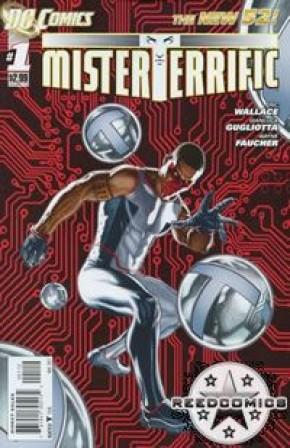 Mister Terrific #1 (2nd Print)