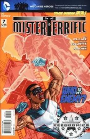 Mister Terrific #7