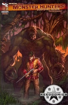 Monster Hunters Survival Guide #2 (Cover A)
