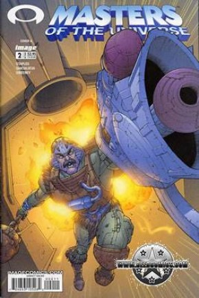 Masters of the Universe Volume 2 #2 (Cover A)