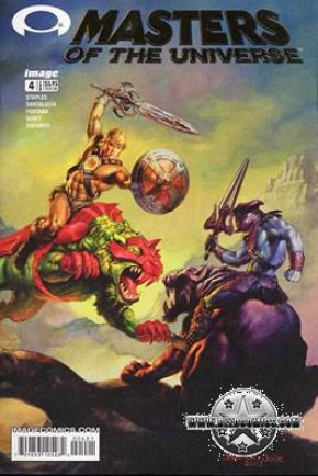 Masters of the Universe Volume 2 #4 (Cover B)
