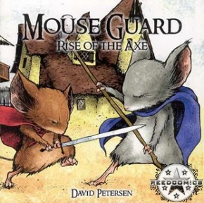 Mouse Guard #3