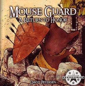 Mouse Guard #6