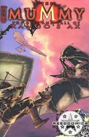 Mummy Movie Prequel Rise & Fall of Xangos #3