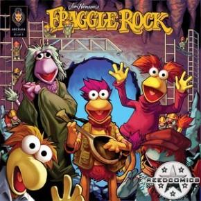 Fraggle Rock #1 (Cover A)
