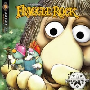 Fraggle Rock #3 (Cover B)