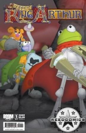 Muppet Show King Arthur #1 (Cover B)
