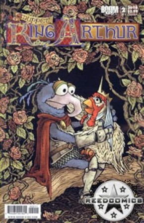 Muppet Show King Arthur #2 (Cover A)