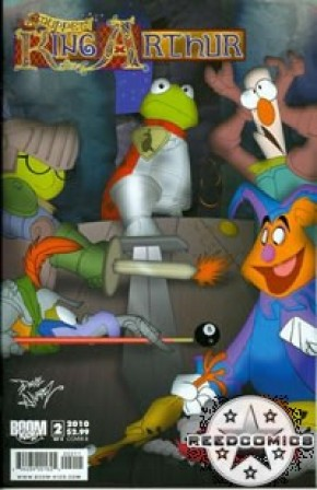 Muppet Show King Arthur #2 (Cover B)