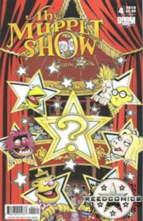 Muppet Show Ongoing Series #4 (Cover A)