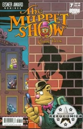 Muppet Show Ongoing Series #7 (Cover B)
