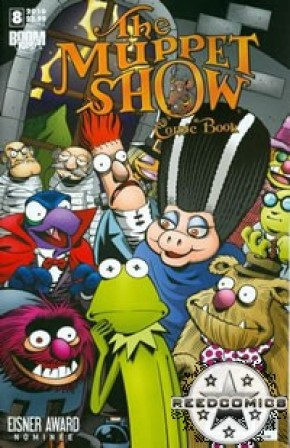 Muppet Show Ongoing Series #8 (Cover A)