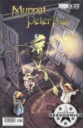 Muppet Show Peter Pan #1 (Cover A)