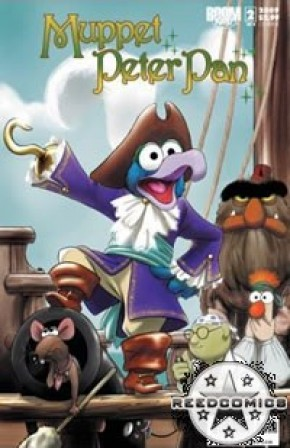 Muppet Show Peter Pan #2 (Cover B)