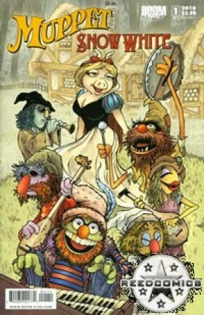 Muppet Show Snow White #1 (Cover A)