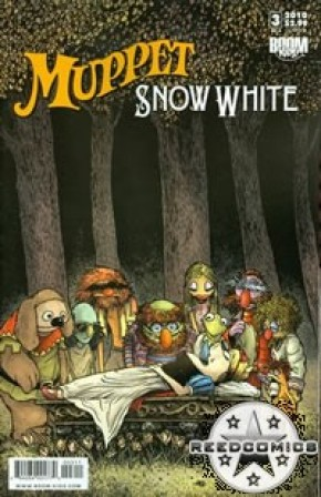 Muppet Show Snow White #3 (Cover A)