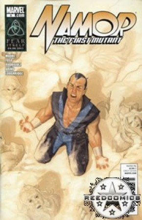 Namor The First Mutant #8