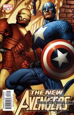 New Avengers #6 (1:15 Incentive)
