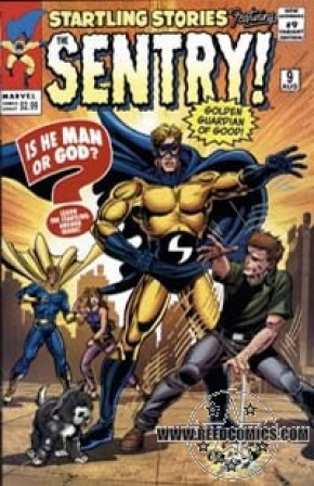 New Avengers #9 (1:15 Incentive)
