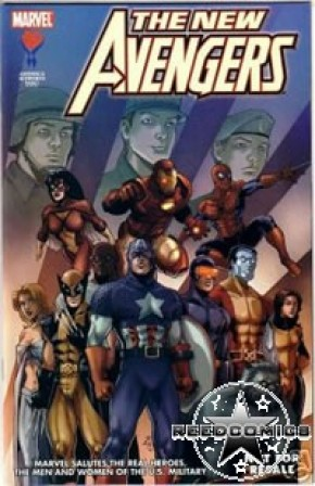 New Avengers Military Special #3