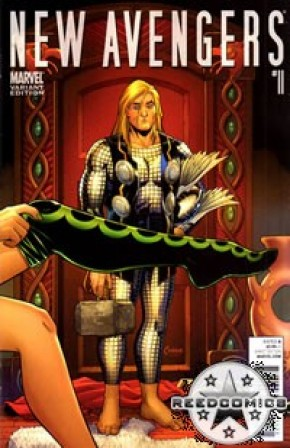 New Avengers Volume 2 #11 (1:15 Incentive)