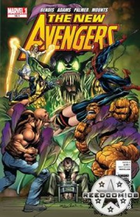 New Avengers Volume 2 #16.1