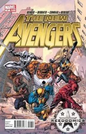 New Avengers Volume 2 #17