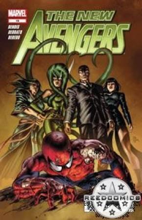New Avengers Volume 2 #19