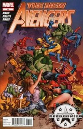 New Avengers Volume 2 #20