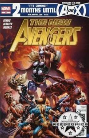 New Avengers Volume 2 #21