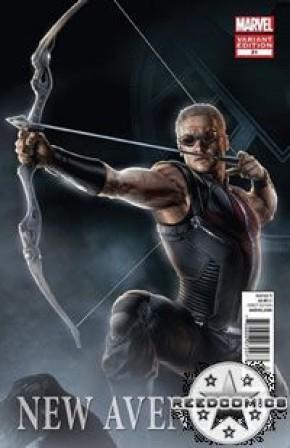 New Avengers Volume 2 #21 (1:15 Movie Incentive)